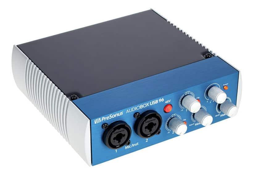 196b07ab494 PRESONUS AUDIOBOX USB 96, Stuudiotehnika/Helikaardid