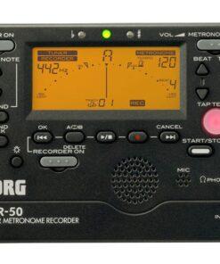 KORG TMR-50 BLACK METRONOME RECORDER