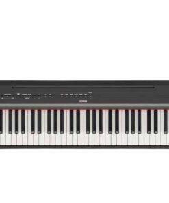 YAMAHA P-125 DIGITAL PIANO BLACK