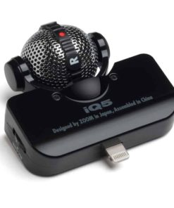 ZOOM IQ-5 BLACK