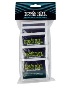 ERNIE BALL WONDER WIPES STRING CLNR 20PK