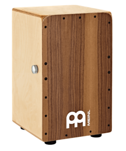 MEINL SNARECRAFT CAJON WALNUT