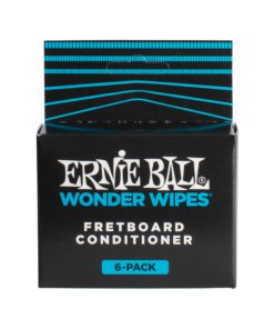 ERNIE BALL W-WIPES FRETBOARD COND. 6 PK