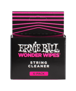 ERNIE BALL W-WIPES STRING CLNR 6PK