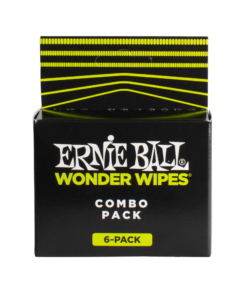 ERNIE BALL WONDER WIPES FRETBOARD 20PK