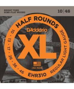 DADDARIO 10-46 HALF-ROUND REGULAR LIGHT